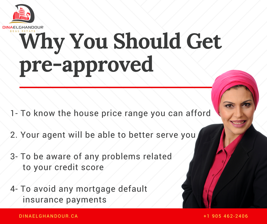 Why You Should Get Pre-Approved
